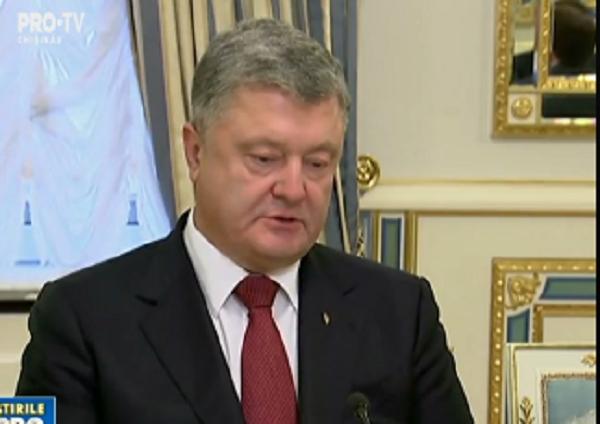 Porosenko spune ca este dispus sa discute despre un nou referendum privind statutul peninsulei Crimeea. Declaratia a fost facuta la Strasbourg: Crimeea trebuie sa redevina parte teritoriala a Ucrainei - VIDEO