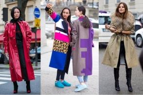Paltoane de dama recomandate de fashion bloggerita Corina Birca. Afla care sunt tendintele acestui sezon