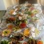 Moldovenii stiu sa chefuiasca din plin! Iata ce mese copioase au pregatit gospodinele de Hramul Chisinaului - FOTO