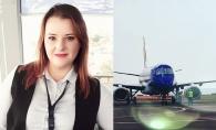 Tatiana Celac este controlor de trafic aerian. Moldoveanca de 28 de ani are unul dintre cele mai stresante joburi din lume