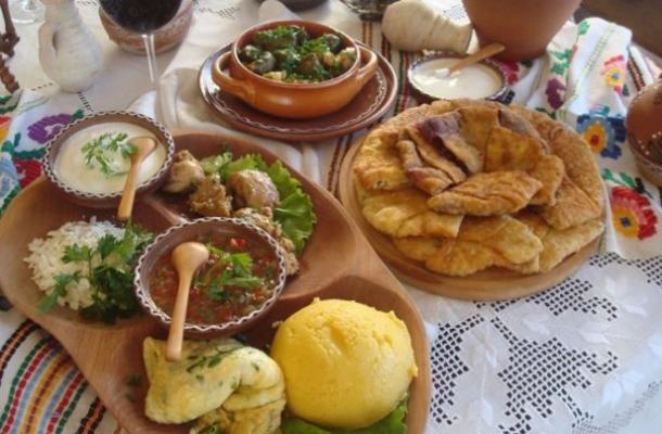 Localuri cu mancare traditionala moldoveneasca din Chisinau! Iata unde poti merge impreuna cu cei dragi - FOTO