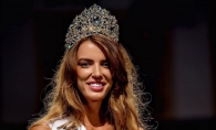 Ea este tanara care va reprezenta Romania la Miss Universe 2017. Cum arata in costum de baie - FOTO