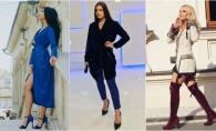 Rochia sacou inca ramane un trend-alert in lumea modei. Vezi cum o poarta Diana Brescan, Rodica Cioranica, Cornelia Stefanet si alte vedete de la noi - FOTO