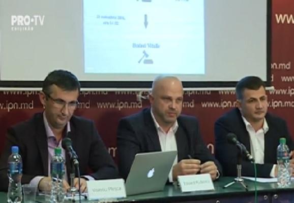 Avocatii lui Veaceslav Platon spun ca procedura de gestionare a dosarelor a fost fraudata, in cazul clientului lor - VIDEO