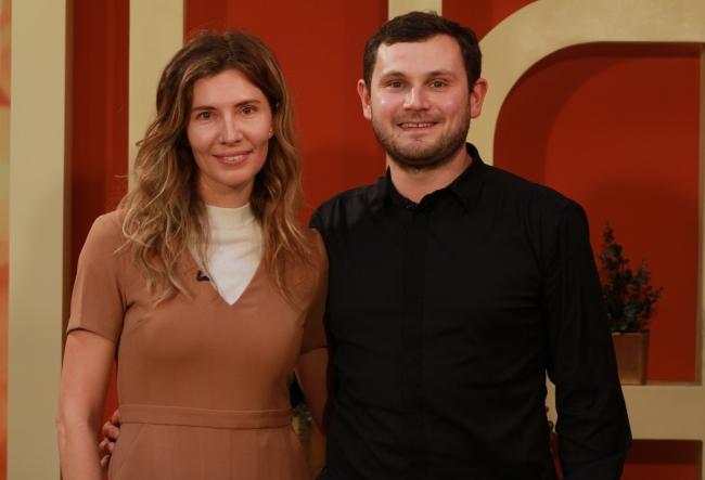 Iana Dombrovschi si Ilia Prozorov formeaza un cuplu minunat! Iata secretele unei familii fericite - VIDEO