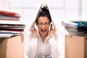 Stresul cronic, lovitura puternica pentru organism. Iata care sunt efectele acestuia pe termen lung - FOTO