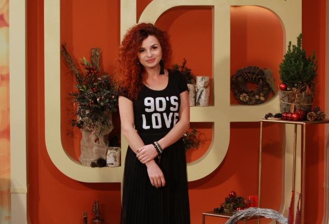 """""""Smiley a spus ca usa la studioul lui este deschisa mereu."""" Olga Roman a plecat de la """"Vocea Romaniei"""", dar nu a plecat din Bucuresti, pentru ca a primit cateva oferte interesante - VIDEO"""