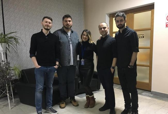 Cei mai tari comedianti din Romania au sustinut un spectacol de senzatie la Chisinau! Amatorii de umor au ras pana la lacrimi - VIDEO