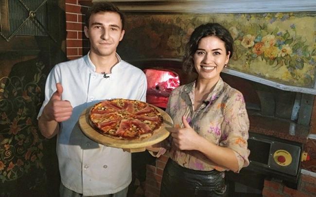 Iti este dor de savoarea pizzei pe care o poti manca doar in Italia? Ei bine, gasesti si la Chisinau pizza pregatita dupa reteta traditionala - VIDEO