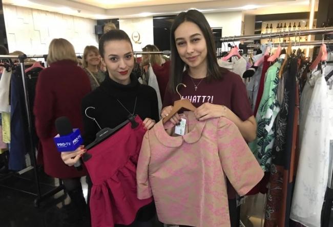 Daniela Culev, Ana Ciorici si Cristina Culish si-au scos hainele, pantofii si accesoriile la vanzare. Iata ce frumuseti pot fi gasite la acest targ minunat - VIDEO