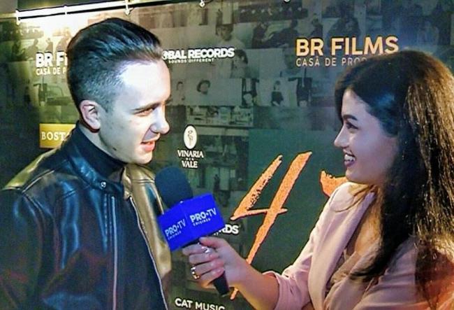 Roman Burlaca a dat o mega petrecere la Chisinau! Vezi care e motivul evenimentului si ce lume frumoasa a adunat artistul - VIDEO
