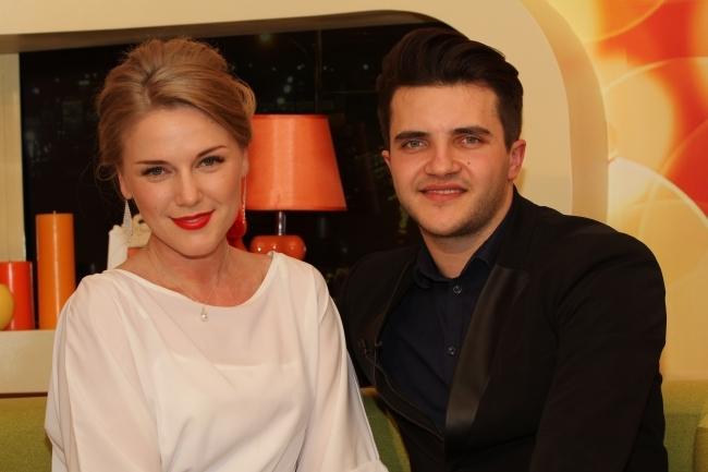"""Iulian Turcanu, despre fiica sa, Lia: """"Cand mi-e greu, ma uit la poze si video cum zambeste.""""  - VIDEO"""