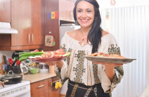 Nata Albot, indragostita de bucataria latino-americana: \