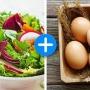 Combinatiile alimentare care te ajuta sa slabesti rapid! Nu te-ai fi gandit niciodata la ele