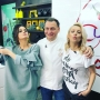 Katy Rain, invitata Silviei Petrov la emisiunea