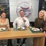 Blonda lui Dan Balan, priceputa la bucatarie! Iata cum s-a descurcat Tany Vander cu provocarea culinara, de la Gusturile se discuta - VIDEO