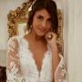 Fashionista Cristina Surdu si-a ales rochia de mireasa? Vezi cat de spectaculoasa si sexy este - VIDEO