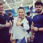 Ce mananca un bodybuilder inainte de campionat? Sportiva Nionelia Gutu iti dezvaluie secretele unui corp musculos - VIDEO