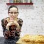 Si in perioada de post te poti rasfata cu adevarate delicii culinare! Korina Leonte te ajuta sa pregatesti ceva gustos si sanatos - VIDEO