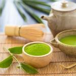 Ceaiul poate fi folosit cu succes pentru pregatirea unui desert savuros. Acest deliciu exceptional vine de pe meleaguri japoneze - VIDEO